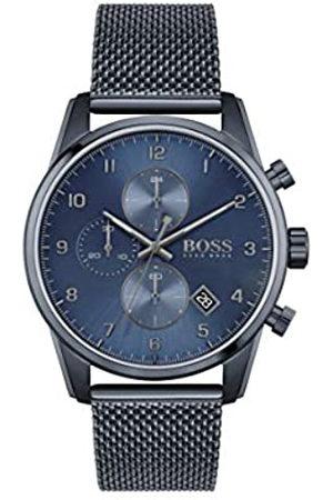 HUGO BOSS Hombre Relojes - Reloj Analógico para Hombre de Cuarzo con Correa en Acero Inoxidable 01513836