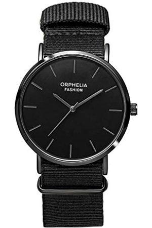 ORPHELIA Hombre Relojes - Fashion Reloj de Pulsera para Hombre Analógico Ludus Con correa de nylon