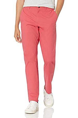 Amazon Hombre Pantalones slim y skinny - Slim-fit Lightweight Stretch Pant Pants