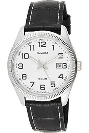 Casio Hombre Relojes - Reloj de Pulsera MTP-1302PL-7BVEF
