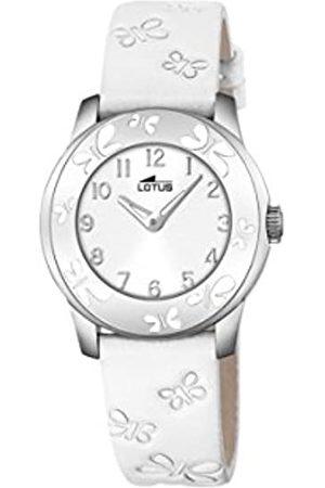 Lotus Relojes - Reloj Analógico para Unisex de Cuarzo con Correa en Piel 18272/1