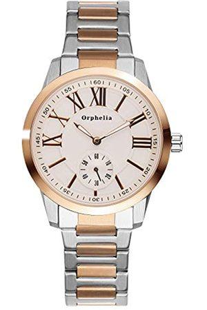 ORPHELIA OR22870482 - Reloj de Pulsera Hombre, Acero Inoxidable