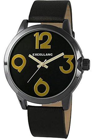 Excellanc 195071200150 - Reloj de Pulsera Hombre, Piel
