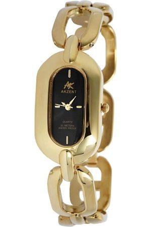 Akzent Mujer Relojes - Acento de Mujer Relojes con Metal Banda ss7103000036