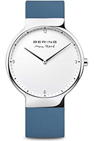 Bering Mujer Relojes - RelojAnalógicoMaxRenéCollectionparaHombredeCuarzoconCorreaenSilicona&CristaldeZafiro15540-700