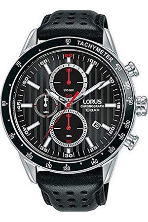 Lorus Hombre Relojes - Reloj Analógico para Hombre de Cuarzo con Correa en Piel RM335GX9