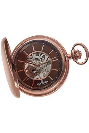 DUGENA Reloj Analógico para Hombre de con Correa en Metal 4460977