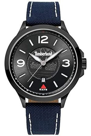 Timberland Hombre Relojes - RelojAnalógicoparaUnisexAdultosdeCuarzoconCorreaenNailonTBL15515JSB.02