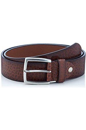 MLT Hombre Cinturones - Cinturón Phoenix Hombre, (cognac)