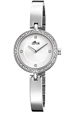 Lotus Reloj Análogo clásico para Mujer de Cuarzo con Correa en Acero Inoxidable 18547/1