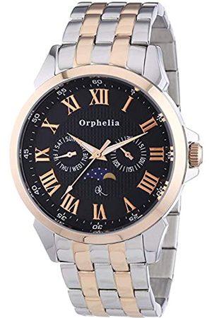 ORPHELIA OR22870542 - Reloj de Pulsera Hombre, Acero Inoxidable