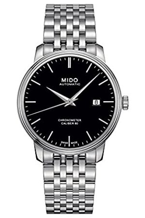 MIDO Reloj Analógico para Hombre de Automático con Correa en Acero Inoxidable M0274081105100