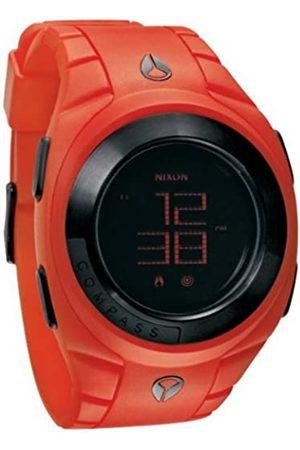 Nixon Hombre Relojes - A109200-00 - Reloj Digital de Cuarzo para Hombre con Correa de plástico
