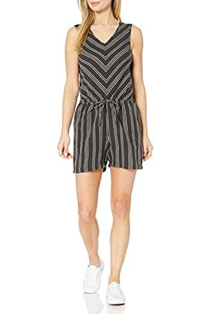 Amazon Sleeveless Linen Romper Jumpsuits-Apparel