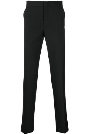 Alexander McQueen Hombre Pantalones de vestir - Pantalones de vestir slim
