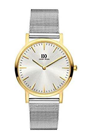 Danish Design Reloj Analógico para Mujer de Cuarzo con Correa en Acero Inoxidable IV65Q1235