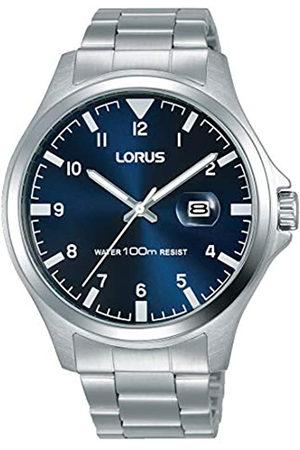 Lorus Hombre Relojes - Reloj Analógico para Hombre de Cuarzo con Correa en Acero Inoxidable RH963KX9