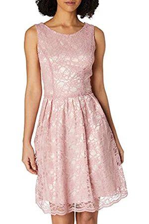 Swing Mujer Cóctel - Leandra vestido Mujer, (light rose)