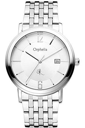 ORPHELIA 132-7709-88 - Reloj analógico de Cuarzo para Hombre con Correa de Acero Inoxidable