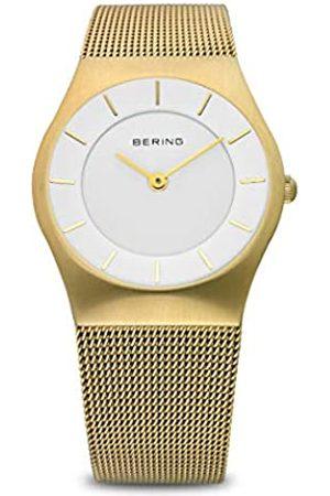 Bering Mujer Relojes - Reloj Analógico Classic Collection para Mujer de Cuarzo con Correa en Acero Inoxidable & Cristal de Zafiro 11930-334