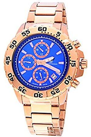 Constantin Durmont ConstantinDurmontRelojCronógrafoparaHombredeCuarzoconCorreaenAceroInoxidable123080