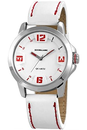 Excellanc Hombre Relojes - 295022100115 - Reloj analógico de Cuarzo para Hombre