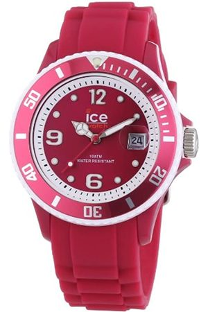 Ice-Watch Limited DE - Raspberry - Unisex - Reloj de Cuarzo Unisex, con Correa de Silicona