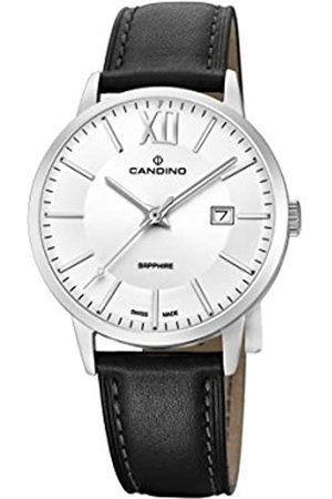 Candino Reloj Análogo clásico para Hombre de Cuarzo con Correa en Cuero C4618/3