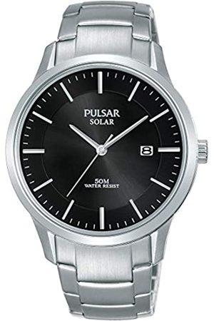 Seiko Hombre Relojes - Pulsar Reloj analogico para Hombre de Cuarzo con Correa en Acero Inoxidable PX3161X1