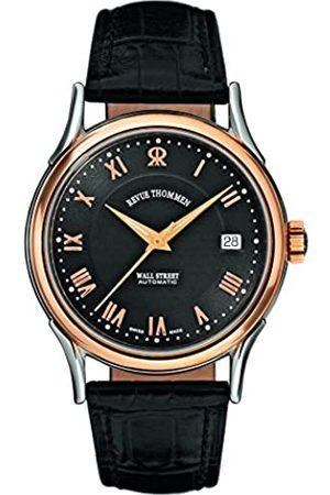 Revue Thommen Hombre Relojes - Hombre-Reloj Wall Street analógico rhöna Cuero 20002.2557