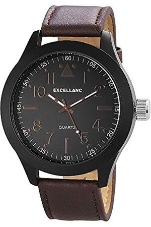 Excellanc Hombre Relojes - 295071000171 - Reloj de Pulsera Hombre, Varios Materiales