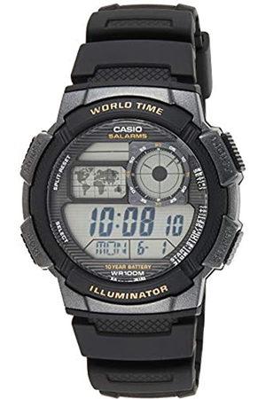 Casio Hombre Relojes - Reloj Deportivo AE-1000W-1AVEF