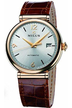 Milus Zetios ZETK502 - Reloj analógico automático para Hombre