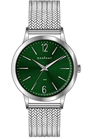 Radiant Hombre Relojes - Reloj Analógico para Hombre de Cuarzo con Correa en Acero RA415609