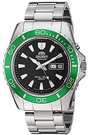 Orient Reloj Analógico para Hombre de Automático con Correa en Acero Inoxidable FEM75003B9