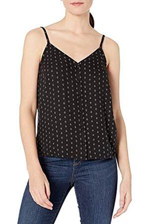 Goodthreads Fluid Twill Button-Front Cami Dress-Shirts