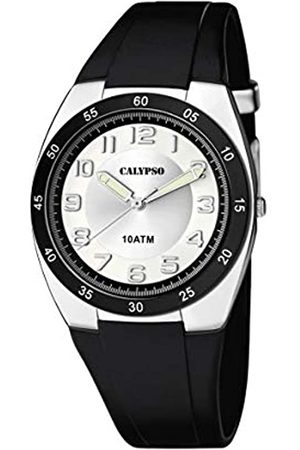 Calypso RelojAnalógicoparaHombredeCuarzoconCorreaenSiliconaK5753/5