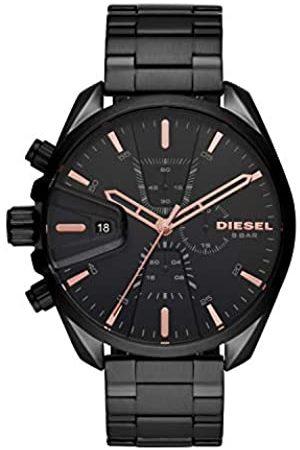 Diesel Hombre Relojes - Reloj Cronógrafo para Hombre de Cuarzo con Correa en Acero Inoxidable DZ4524