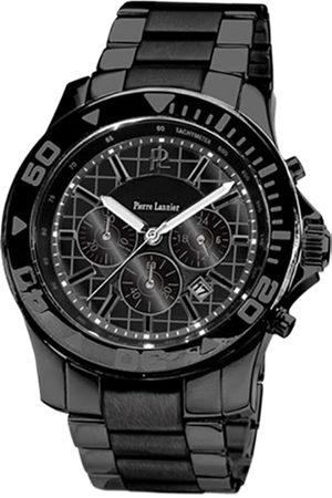 Pierre Lannier 269C439 - Reloj analógico para Caballero de Acero Inoxidable
