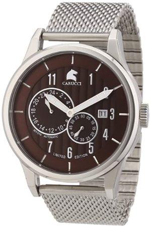 Carucci Watches CA2190ST-BR - Reloj analógico automático para Hombre