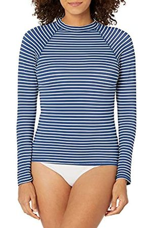 Amazon Camiseta de protección solar con manga larga para mujer