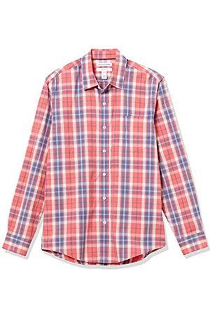 Amazon Long-Sleeve Slim-Fit Shirt Button-Down-Shirts