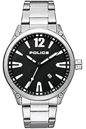 Police Hombre Relojes - Reloj de Pulsera PL.15244JBS/02M