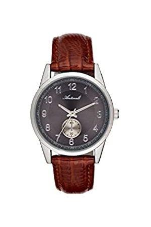 Antoneli Hombre Relojes - RelojAnalógicoparaUnisexAdultosdeCuarzoconCorreaenCueroAL1771-01