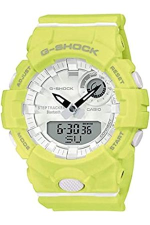 Casio Reloj Analógico-Digital para Unisex Adultos Correa en Resina GMA-B800-9AER