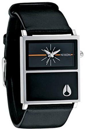 Nixon Mujer Relojes - A576000-00 - Reloj analógico de Cuarzo para Mujer con Correa de Piel