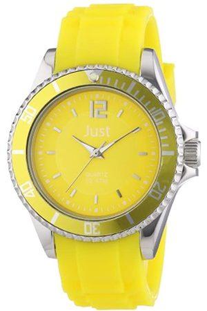 Just Watches Relojes - 48-S3857-YL - Reloj analógico de Cuarzo Unisex