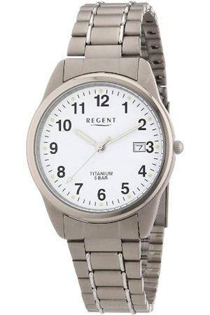 Regent 11090248 - Reloj analógico de Cuarzo para Hombre