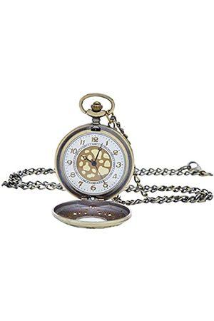 Sparks of Time Hombre Relojes - SparksofTimeRelojAnalogicoparaUnisexdeCuarzoconCorreaenNinguno15