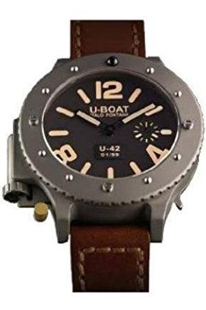 U-BOAT Relojes - Unisex Relojes de Cuerda Manual Analog 6173